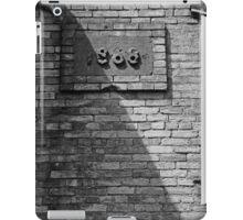 McGulpin Lighthouse 1868 BW iPad Case/Skin