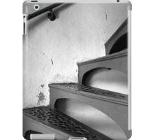 McGulpin Lighthouse Stairs BW iPad Case/Skin