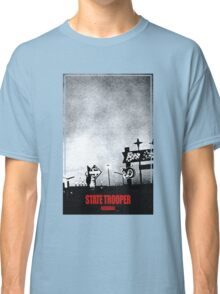 State Trooper Nebraska Classic T-Shirt