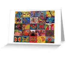 Mariposas Greeting Card