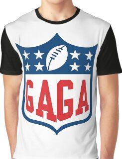 Gaga Superbowl Halftime Show Graphic T-Shirt