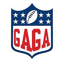 Gaga Superbowl Halftime Show Photographic Print