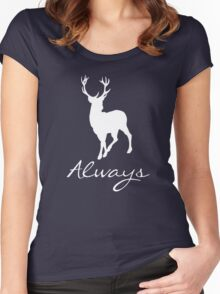 HP-always Women's Fitted Scoop T-Shirt