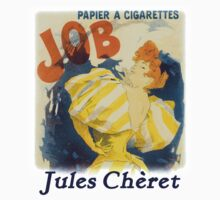 Cheret - Job Cigarette by William Martin