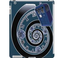 The Twelfth Doctor - time spiral iPad Case/Skin