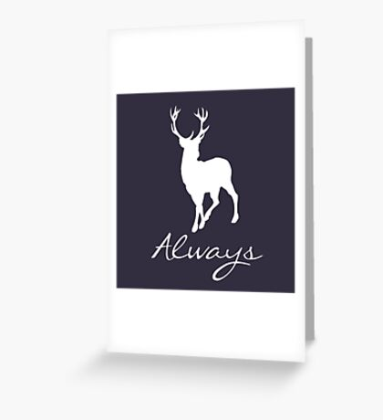 HP-always Greeting Card
