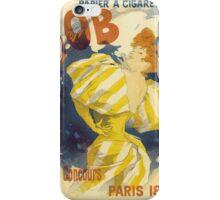 Cheret - Job Cigarette iPhone Case/Skin