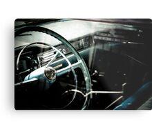 Cadillac Times Metal Print