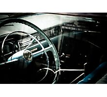 Cadillac Times Photographic Print