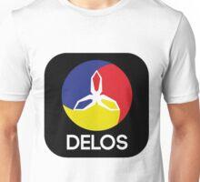 Westworld Delos Medieval Adult Amusement Parks  Unisex T-Shirt