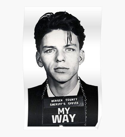 Mugshot My Way Poster