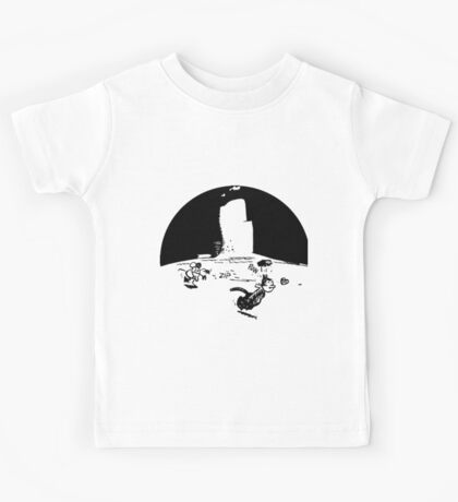 Krazy Kat Pulp Fiction Kids Tee