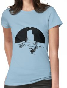 Krazy Kat Pulp Fiction Womens Fitted T-Shirt