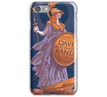 Dave Matthews Band, Greek Theatre Berkeley CA Black iPhone Case/Skin