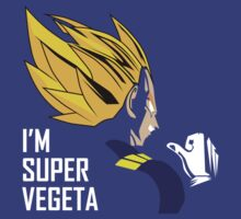 I'm Super Vegeta T-Shirt
