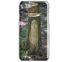 The Bearded Tree iPhone Case/Skin