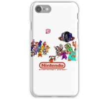 NES Classic iPhone Case/Skin