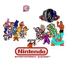 NES Classic Photographic Print