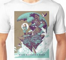 Dave Matthews Band, Perfect Vodka Amphitheatre West Palm Beach FL Unisex T-Shirt
