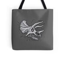 Pixkull - Triceratops  Tote Bag