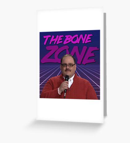 Ken Bone - The Bone Zone Greeting Card