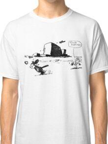 Krazy Kat & Ignatz Classic T-Shirt