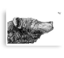 Bear Necessities by Inkspot  Metal Print