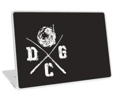 Dead Center Gaming - White Laptop Skin
