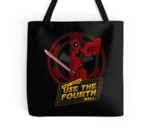 Use The Fourth Wall Tote Bag