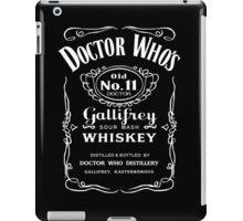 Jack Daniel's Doctor Who iPad Case/Skin