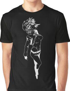 Motoko Kusanagi Anime Manga Shirt Graphic T-Shirt