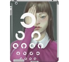 Eye Test iPad Case/Skin