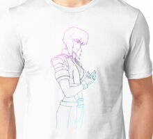 Motoko Kusanagi Anime Manga Shirt Unisex T-Shirt