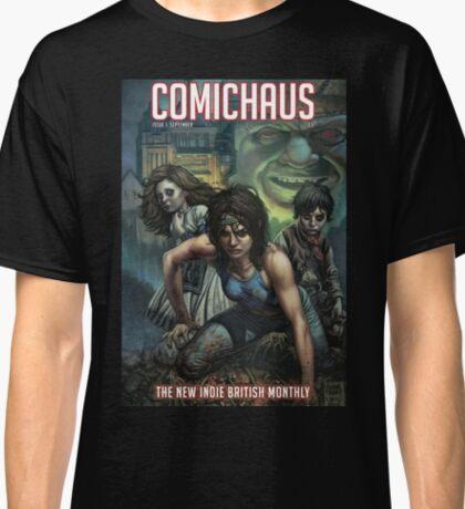 Comichaus - Issue #1 Glenn Fabry/Adam Brown cover Classic T-Shirt