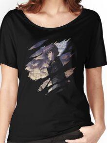 Motoko Kusanagi Anime Manga Shirt Women's Relaxed Fit T-Shirt