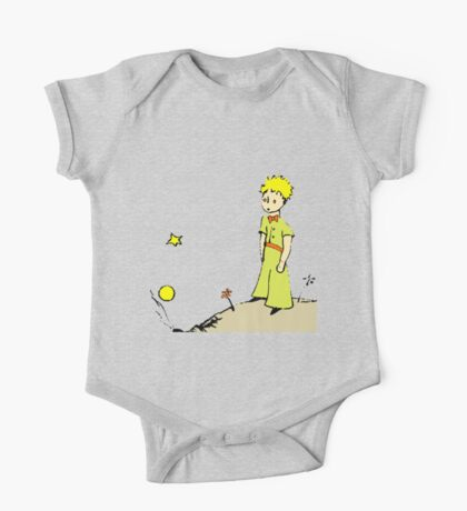 Little Prince One Piece - Short Sleeve