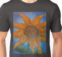 Happy Sunflower Unisex T-Shirt