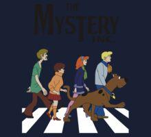 Scooby Doo Abbey Road One Piece - Long Sleeve
