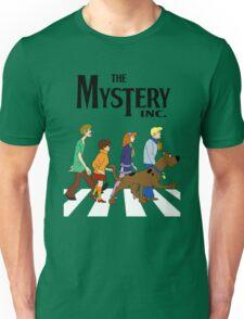 Scooby Doo Abbey Road Unisex T-Shirt