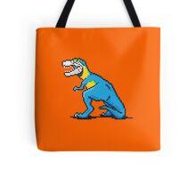 Pixevolution - Tyrannosaurus Macaw  Tote Bag