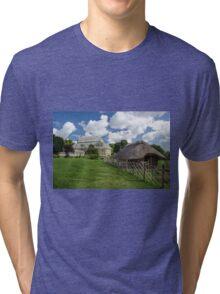 National Botanical Gardens ,Dublin Tri-blend T-Shirt