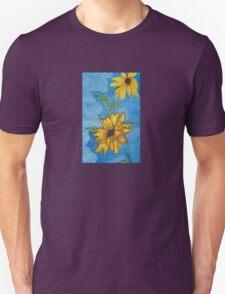 Lil' Bit of Sunshine in Plastic Wrap. Unisex T-Shirt