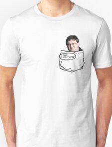 No money here ¬¬ Unisex T-Shirt