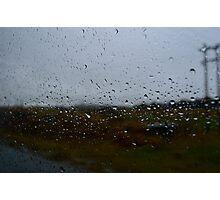 Rainy Photographic Print