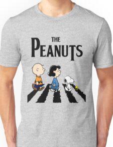 Peanuts Abbey Road Unisex T-Shirt