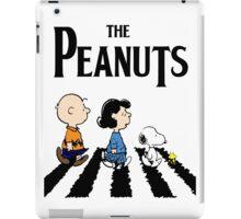 Peanuts Abbey Road iPad Case/Skin