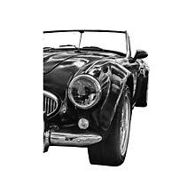 Cobra Sports Car Photographic Print