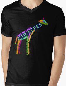 giraffe typography T-Shirt
