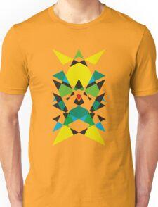 Geometric Dark Landscape 7 Unisex T-Shirt