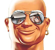 Mr. Clean Hobbies Photographic Print